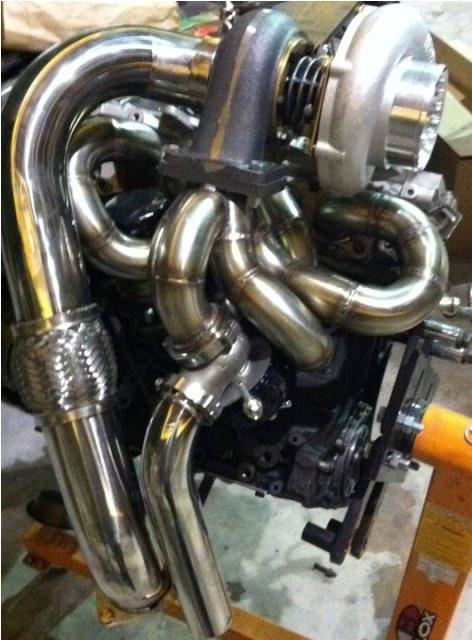 True Equal Length Gen3 Turbo Manifold