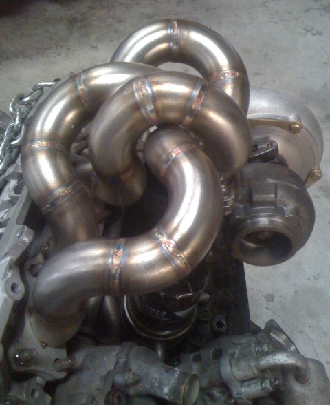 Turbo kit and manifold porn! - 6G Celicas Forums